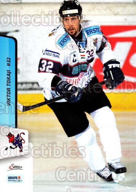2013-14 Erste Bank Eishockey Liga EBEL #170 Viktor Tokaji<br/>3 In Stock - $2.00 each - <a href=https://centericecollectibles.foxycart.com/cart?name=2013-14%20Erste%20Bank%20Eishockey%20Liga%20EBEL%20%23170%20Viktor%20Tokaji...&quantity_max=3&price=$2.00&code=590737 class=foxycart> Buy it now! </a>