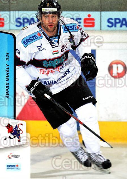 2013-14 Erste Bank Eishockey Liga EBEL #174 Arpad Mihaly<br/>3 In Stock - $2.00 each - <a href=https://centericecollectibles.foxycart.com/cart?name=2013-14%20Erste%20Bank%20Eishockey%20Liga%20EBEL%20%23174%20Arpad%20Mihaly...&quantity_max=3&price=$2.00&code=590741 class=foxycart> Buy it now! </a>
