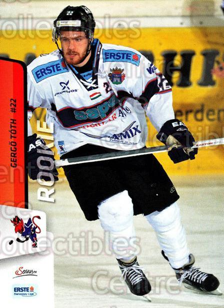 2013-14 Erste Bank Eishockey Liga EBEL #176 Gergo Toth<br/>4 In Stock - $2.00 each - <a href=https://centericecollectibles.foxycart.com/cart?name=2013-14%20Erste%20Bank%20Eishockey%20Liga%20EBEL%20%23176%20Gergo%20Toth...&quantity_max=4&price=$2.00&code=590743 class=foxycart> Buy it now! </a>