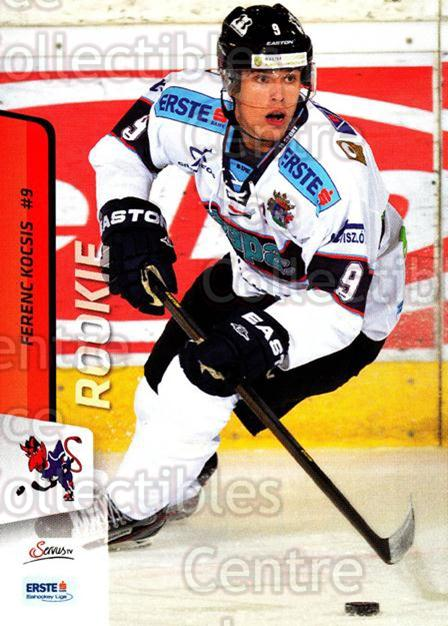 2013-14 Erste Bank Eishockey Liga EBEL #177 Ferenc Kocsis<br/>4 In Stock - $2.00 each - <a href=https://centericecollectibles.foxycart.com/cart?name=2013-14%20Erste%20Bank%20Eishockey%20Liga%20EBEL%20%23177%20Ferenc%20Kocsis...&quantity_max=4&price=$2.00&code=590744 class=foxycart> Buy it now! </a>