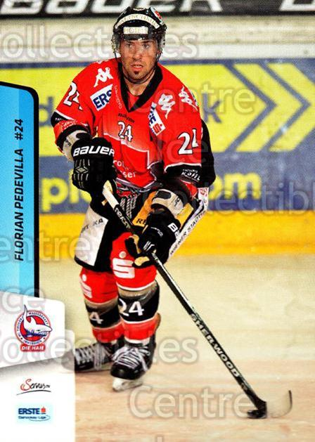 2013-14 Erste Bank Eishockey Liga EBEL #185 Florian Pedevilla<br/>4 In Stock - $2.00 each - <a href=https://centericecollectibles.foxycart.com/cart?name=2013-14%20Erste%20Bank%20Eishockey%20Liga%20EBEL%20%23185%20Florian%20Pedevil...&quantity_max=4&price=$2.00&code=590752 class=foxycart> Buy it now! </a>