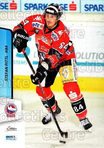 2013-14 Erste Bank Eishockey Liga EBEL #186 Stefan Pittl<br/>4 In Stock - $2.00 each - <a href=https://centericecollectibles.foxycart.com/cart?name=2013-14%20Erste%20Bank%20Eishockey%20Liga%20EBEL%20%23186%20Stefan%20Pittl...&quantity_max=4&price=$2.00&code=590753 class=foxycart> Buy it now! </a>