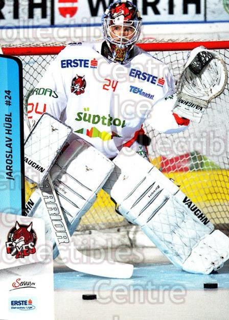 2013-14 Erste Bank Eishockey Liga EBEL #200 Jaroslav Hubl<br/>6 In Stock - $2.00 each - <a href=https://centericecollectibles.foxycart.com/cart?name=2013-14%20Erste%20Bank%20Eishockey%20Liga%20EBEL%20%23200%20Jaroslav%20Hubl...&quantity_max=6&price=$2.00&code=590767 class=foxycart> Buy it now! </a>