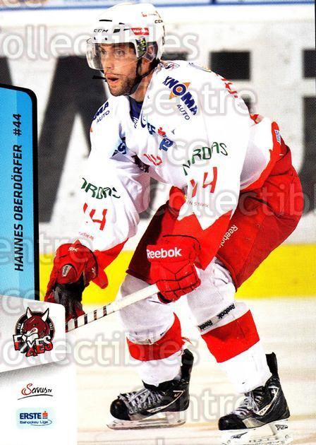 2013-14 Erste Bank Eishockey Liga EBEL #206 Hannes Oberdorfer<br/>4 In Stock - $2.00 each - <a href=https://centericecollectibles.foxycart.com/cart?name=2013-14%20Erste%20Bank%20Eishockey%20Liga%20EBEL%20%23206%20Hannes%20Oberdorf...&quantity_max=4&price=$2.00&code=590773 class=foxycart> Buy it now! </a>