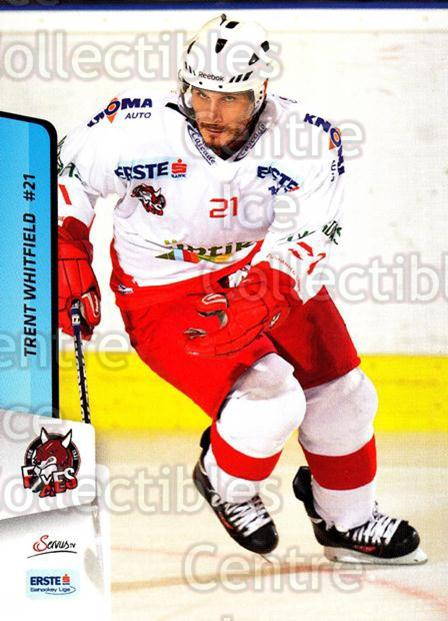2013-14 Erste Bank Eishockey Liga EBEL #212 Trent Whitfield<br/>4 In Stock - $2.00 each - <a href=https://centericecollectibles.foxycart.com/cart?name=2013-14%20Erste%20Bank%20Eishockey%20Liga%20EBEL%20%23212%20Trent%20Whitfield...&quantity_max=4&price=$2.00&code=590779 class=foxycart> Buy it now! </a>