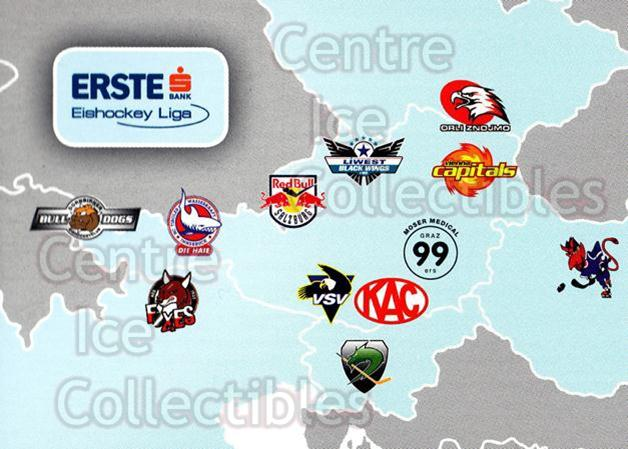 2013-14 Erste Bank Eishockey Liga EBEL #221 Header Card<br/>4 In Stock - $2.00 each - <a href=https://centericecollectibles.foxycart.com/cart?name=2013-14%20Erste%20Bank%20Eishockey%20Liga%20EBEL%20%23221%20Header%20Card...&quantity_max=4&price=$2.00&code=590788 class=foxycart> Buy it now! </a>