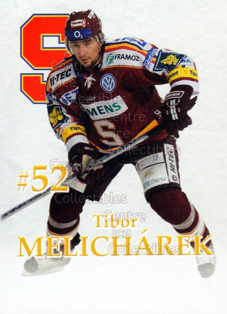 2007-08 Czech HC Sparta Praha Team Issue #13 Tibor Melicharek<br/>2 In Stock - $3.00 each - <a href=https://centericecollectibles.foxycart.com/cart?name=2007-08%20Czech%20HC%20Sparta%20Praha%20Team%20Issue%20%2313%20Tibor%20Melichare...&price=$3.00&code=592399 class=foxycart> Buy it now! </a>