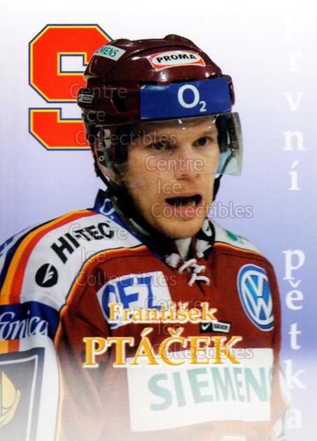 2007-08 Czech HC Sparta Praha Team Issue #21 Frantisek Ptacek<br/>2 In Stock - $3.00 each - <a href=https://centericecollectibles.foxycart.com/cart?name=2007-08%20Czech%20HC%20Sparta%20Praha%20Team%20Issue%20%2321%20Frantisek%20Ptace...&price=$3.00&code=592407 class=foxycart> Buy it now! </a>