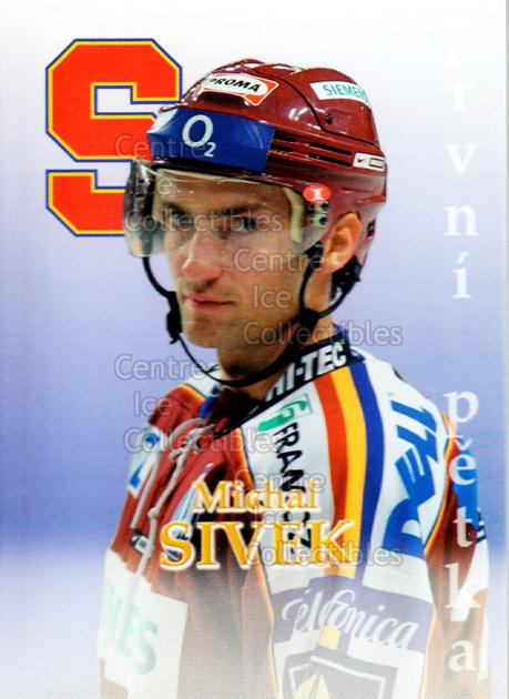2007-08 Czech HC Sparta Praha Team Issue #23 Michal Sivek<br/>2 In Stock - $3.00 each - <a href=https://centericecollectibles.foxycart.com/cart?name=2007-08%20Czech%20HC%20Sparta%20Praha%20Team%20Issue%20%2323%20Michal%20Sivek...&price=$3.00&code=592409 class=foxycart> Buy it now! </a>