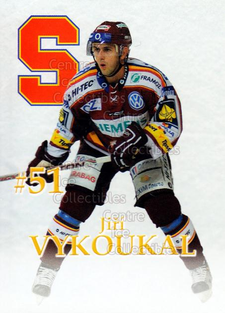 2007-08 Czech HC Sparta Praha Team Issue #33 Jiri Vykoukal<br/>2 In Stock - $3.00 each - <a href=https://centericecollectibles.foxycart.com/cart?name=2007-08%20Czech%20HC%20Sparta%20Praha%20Team%20Issue%20%2333%20Jiri%20Vykoukal...&price=$3.00&code=592419 class=foxycart> Buy it now! </a>