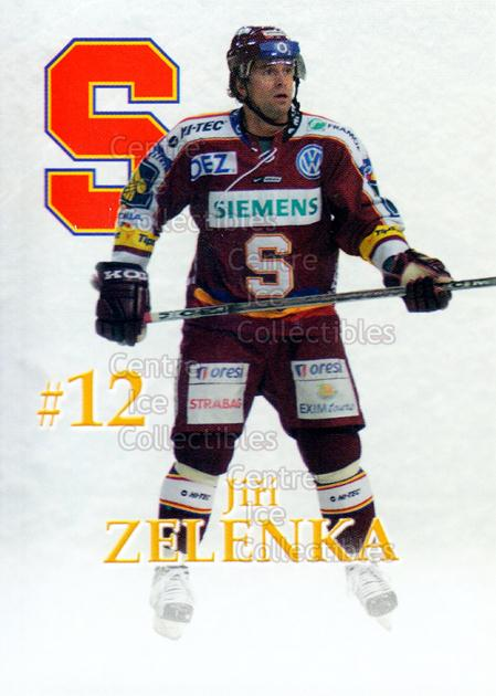 2007-08 Czech HC Sparta Praha Team Issue #35 Jiri Zelenka<br/>2 In Stock - $3.00 each - <a href=https://centericecollectibles.foxycart.com/cart?name=2007-08%20Czech%20HC%20Sparta%20Praha%20Team%20Issue%20%2335%20Jiri%20Zelenka...&price=$3.00&code=592421 class=foxycart> Buy it now! </a>