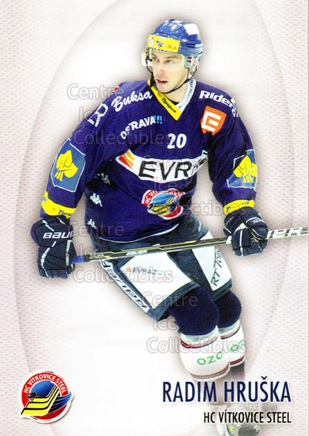 2011-12 Czech HC Vitkovice Steel Team Issue #29 Radim Hruska<br/>1 In Stock - $3.00 each - <a href=https://centericecollectibles.foxycart.com/cart?name=2011-12%20Czech%20HC%20Vitkovice%20Steel%20Team%20Issue%20%2329%20Radim%20Hruska...&quantity_max=1&price=$3.00&code=592450 class=foxycart> Buy it now! </a>