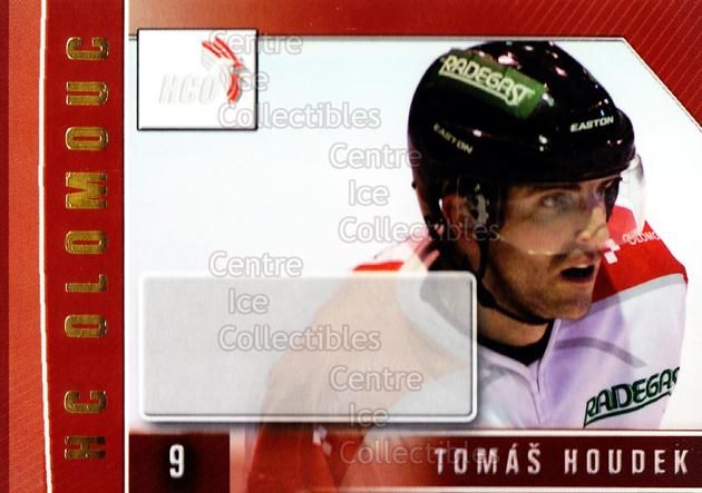 2012-13 Czech HC Olomouc Team Issue #S04 Tomas Houdek<br/>1 In Stock - $3.00 each - <a href=https://centericecollectibles.foxycart.com/cart?name=2012-13%20Czech%20HC%20Olomouc%20Team%20Issue%20%23S04%20Tomas%20Houdek...&quantity_max=1&price=$3.00&code=592470 class=foxycart> Buy it now! </a>