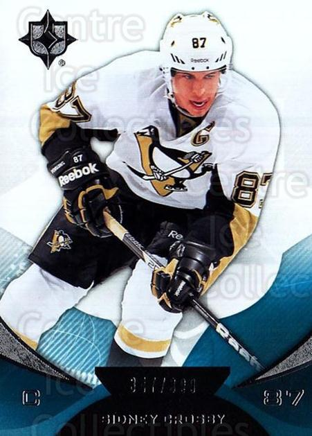 2012-13 UD Ultimate Collection #21 Sidney Crosby<br/>3 In Stock - $15.00 each - <a href=https://centericecollectibles.foxycart.com/cart?name=2012-13%20UD%20Ultimate%20Collection%20%2321%20Sidney%20Crosby...&price=$15.00&code=593757 class=foxycart> Buy it now! </a>