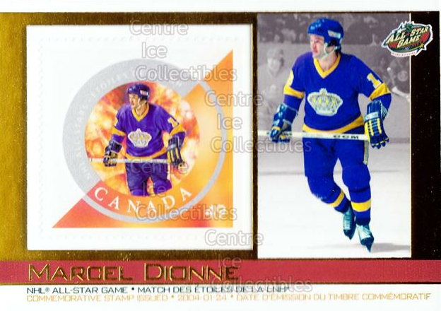 2004 Canada Post Pacific #26 Marcel Dionne<br/>1 In Stock - $3.00 each - <a href=https://centericecollectibles.foxycart.com/cart?name=2004%20Canada%20Post%20Pacific%20%2326%20Marcel%20Dionne...&quantity_max=1&price=$3.00&code=593965 class=foxycart> Buy it now! </a>