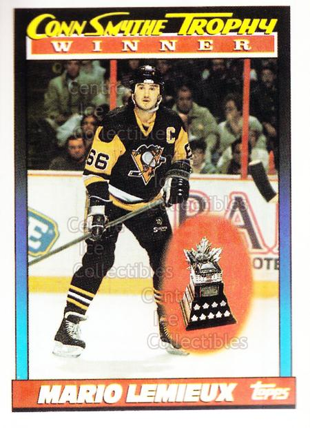1991-92 Pittsburgh Penguins Foodland Stickers #5 Mario Lemieux<br/>3 In Stock - $10.00 each - <a href=https://centericecollectibles.foxycart.com/cart?name=1991-92%20Pittsburgh%20Penguins%20Foodland%20Stickers%20%235%20Mario%20Lemieux...&price=$10.00&code=594947 class=foxycart> Buy it now! </a>