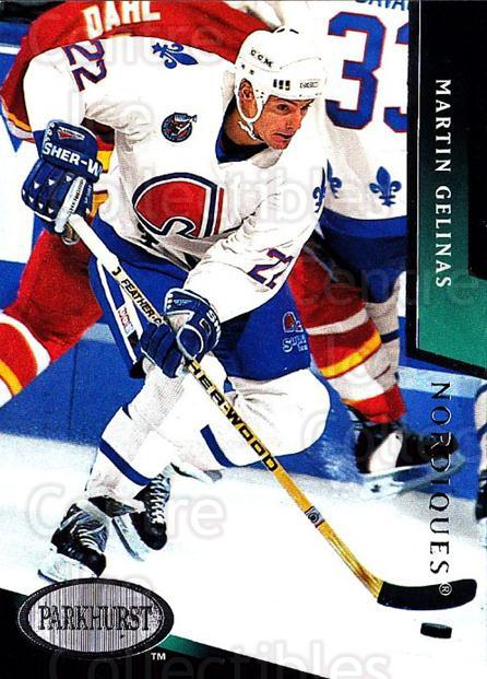 1993-94 Parkhurst #166 Martin Gelinas<br/>5 In Stock - $1.00 each - <a href=https://centericecollectibles.foxycart.com/cart?name=1993-94%20Parkhurst%20%23166%20Martin%20Gelinas...&quantity_max=5&price=$1.00&code=5956 class=foxycart> Buy it now! </a>