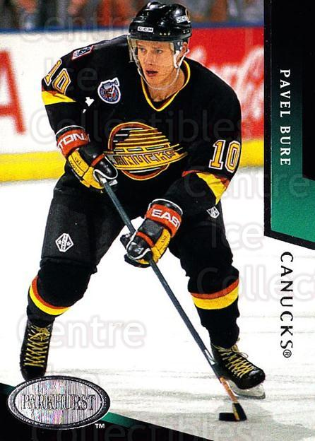 1993-94 Parkhurst #211 Pavel Bure<br/>1 In Stock - $1.00 each - <a href=https://centericecollectibles.foxycart.com/cart?name=1993-94%20Parkhurst%20%23211%20Pavel%20Bure...&quantity_max=1&price=$1.00&code=5980 class=foxycart> Buy it now! </a>