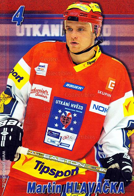 2004-05 Czech Extraliga AS Postcards #4 Martin Hlavacka<br/>2 In Stock - $3.00 each - <a href=https://centericecollectibles.foxycart.com/cart?name=2004-05%20Czech%20Extraliga%20AS%20Postcards%20%234%20Martin%20Hlavacka...&quantity_max=2&price=$3.00&code=598795 class=foxycart> Buy it now! </a>