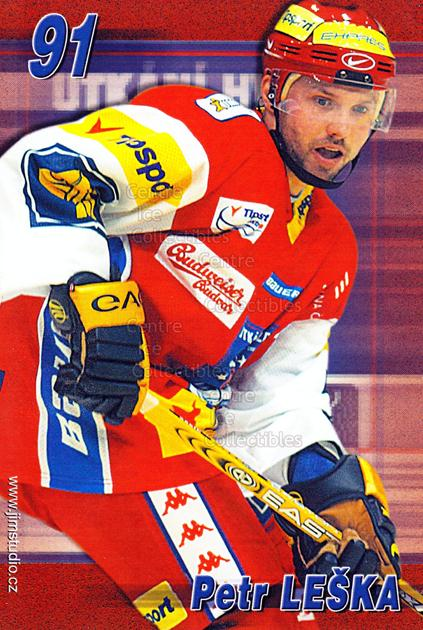 2004-05 Czech Extraliga AS Postcards #9 Petr Leska<br/>2 In Stock - $3.00 each - <a href=https://centericecollectibles.foxycart.com/cart?name=2004-05%20Czech%20Extraliga%20AS%20Postcards%20%239%20Petr%20Leska...&quantity_max=2&price=$3.00&code=598799 class=foxycart> Buy it now! </a>