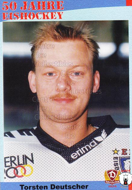 2004-05 German 50 years SC Dynamo Eisbaren Berlin #8 Torsten Deutscher<br/>2 In Stock - $3.00 each - <a href=https://centericecollectibles.foxycart.com/cart?name=2004-05%20German%2050%20years%20SC%20Dynamo%20Eisbaren%20Berlin%20%238%20Torsten%20Deutsch...&quantity_max=2&price=$3.00&code=600921 class=foxycart> Buy it now! </a>