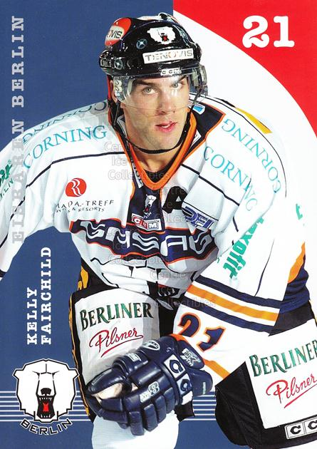 2003-04 German Berlin Polar Bears Postcards #11 Kelly Fairchild<br/>2 In Stock - $3.00 each - <a href=https://centericecollectibles.foxycart.com/cart?name=2003-04%20German%20Berlin%20Polar%20Bears%20Postcards%20%2311%20Kelly%20Fairchild...&quantity_max=2&price=$3.00&code=601216 class=foxycart> Buy it now! </a>