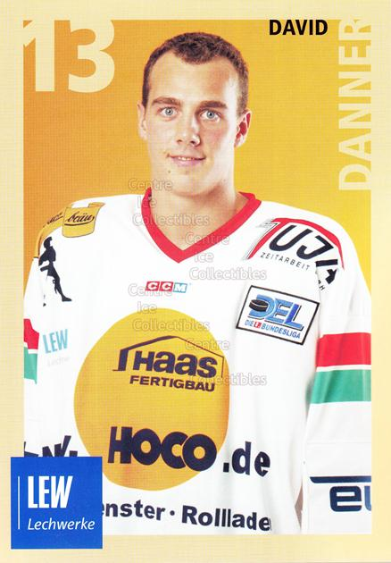 2004-05 German Augsburg Panthers Postcards #10 David Danner<br/>1 In Stock - $3.00 each - <a href=https://centericecollectibles.foxycart.com/cart?name=2004-05%20German%20Augsburg%20Panthers%20Postcards%20%2310%20David%20Danner...&quantity_max=1&price=$3.00&code=601348 class=foxycart> Buy it now! </a>