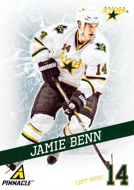 2011-12 Pinnacle Breakthrough #12 Jamie Benn<br/>2 In Stock - $2.00 each - <a href=https://centericecollectibles.foxycart.com/cart?name=2011-12%20Pinnacle%20Breakthrough%20%2312%20Jamie%20Benn...&quantity_max=2&price=$2.00&code=601447 class=foxycart> Buy it now! </a>