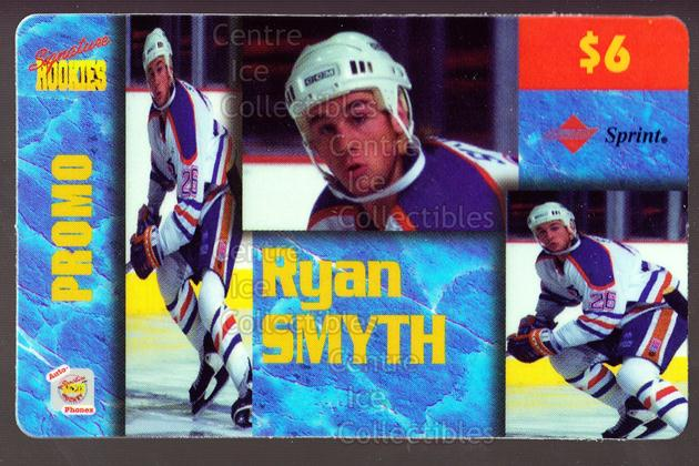 1995 Signature Rookies Auto-Phonex Phone Cards Promo #2 Ryan Smyth<br/>1 In Stock - $5.00 each - <a href=https://centericecollectibles.foxycart.com/cart?name=1995%20Signature%20Rookies%20Auto-Phonex%20Phone%20Cards%20Promo%20%232%20Ryan%20Smyth...&quantity_max=1&price=$5.00&code=601472 class=foxycart> Buy it now! </a>