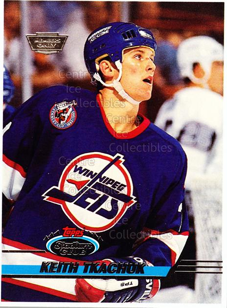 1993-94 Stadium Club Members Only Proof #135 Keith Tkachuk<br/>1 In Stock - $10.00 each - <a href=https://centericecollectibles.foxycart.com/cart?name=1993-94%20Stadium%20Club%20Members%20Only%20Proof%20%23135%20Keith%20Tkachuk...&quantity_max=1&price=$10.00&code=601820 class=foxycart> Buy it now! </a>
