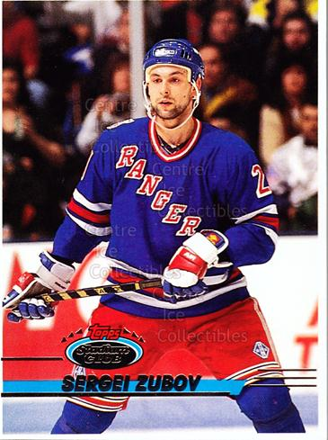 1993-94 Stadium Club Proof #312 Sergei Zubov<br/>1 In Stock - $10.00 each - <a href=https://centericecollectibles.foxycart.com/cart?name=1993-94%20Stadium%20Club%20Proof%20%23312%20Sergei%20Zubov...&quantity_max=1&price=$10.00&code=602464 class=foxycart> Buy it now! </a>