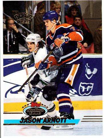 1993-94 Stadium Club Proof #345 Jason Arnott<br/>1 In Stock - $10.00 each - <a href=https://centericecollectibles.foxycart.com/cart?name=1993-94%20Stadium%20Club%20Proof%20%23345%20Jason%20Arnott...&quantity_max=1&price=$10.00&code=602567 class=foxycart> Buy it now! </a>