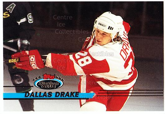 1993-94 Stadium Club Proof #484 Dallas Drake<br/>1 In Stock - $10.00 each - <a href=https://centericecollectibles.foxycart.com/cart?name=1993-94%20Stadium%20Club%20Proof%20%23484%20Dallas%20Drake...&quantity_max=1&price=$10.00&code=602670 class=foxycart> Buy it now! </a>