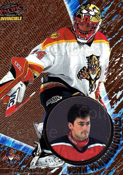 1997-98 Invincible #64 John Vanbiesbrouck<br/>1 In Stock - $1.00 each - <a href=https://centericecollectibles.foxycart.com/cart?name=1997-98%20Invincible%20%2364%20John%20Vanbiesbro...&quantity_max=1&price=$1.00&code=60270 class=foxycart> Buy it now! </a>