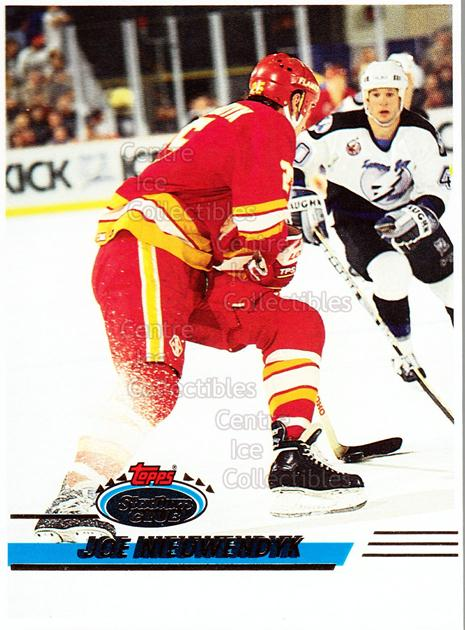 1993-94 Stadium Club Proof #96 Joe Nieuwendyk<br/>1 In Stock - $10.00 each - <a href=https://centericecollectibles.foxycart.com/cart?name=1993-94%20Stadium%20Club%20Proof%20%2396%20Joe%20Nieuwendyk...&quantity_max=1&price=$10.00&code=602737 class=foxycart> Buy it now! </a>