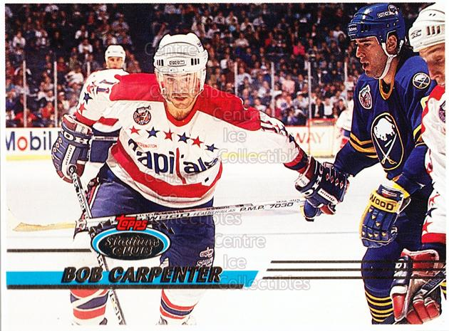 1993-94 Stadium Club Proof #175 Bob Carpenter<br/>1 In Stock - $10.00 each - <a href=https://centericecollectibles.foxycart.com/cart?name=1993-94%20Stadium%20Club%20Proof%20%23175%20Bob%20Carpenter...&quantity_max=1&price=$10.00&code=602818 class=foxycart> Buy it now! </a>