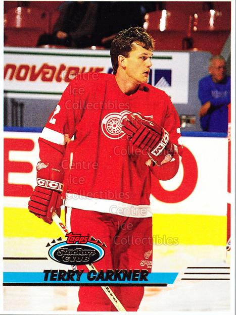 1993-94 Stadium Club Proof #252 Terry Carkner<br/>1 In Stock - $10.00 each - <a href=https://centericecollectibles.foxycart.com/cart?name=1993-94%20Stadium%20Club%20Proof%20%23252%20Terry%20Carkner...&quantity_max=1&price=$10.00&code=602898 class=foxycart> Buy it now! </a>