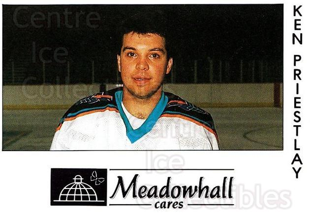 1995-96 UK British Elite Sheffield Steelers #1 Ken Priestlay<br/>1 In Stock - $5.00 each - <a href=https://centericecollectibles.foxycart.com/cart?name=1995-96%20UK%20British%20Elite%20Sheffield%20Steelers%20%231%20Ken%20Priestlay...&quantity_max=1&price=$5.00&code=603113 class=foxycart> Buy it now! </a>