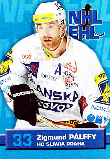 2006-07 Czech NHL ELH Postcards #8 Zigmund Palffy<br/>1 In Stock - $3.00 each - <a href=https://centericecollectibles.foxycart.com/cart?name=2006-07%20Czech%20NHL%20ELH%20Postcards%20%238%20Zigmund%20Palffy...&price=$3.00&code=603779 class=foxycart> Buy it now! </a>