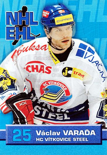 2006-07 Czech NHL ELH Postcards #13 Vaclav Varada<br/>1 In Stock - $3.00 each - <a href=https://centericecollectibles.foxycart.com/cart?name=2006-07%20Czech%20NHL%20ELH%20Postcards%20%2313%20Vaclav%20Varada...&quantity_max=1&price=$3.00&code=603781 class=foxycart> Buy it now! </a>