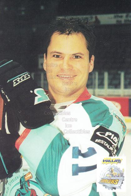1999-00 UK British Elite Sheffield Steelers Postcards #15 Thomas Plommer<br/>1 In Stock - $3.00 each - <a href=https://centericecollectibles.foxycart.com/cart?name=1999-00%20UK%20British%20Elite%20Sheffield%20Steelers%20Postcards%20%2315%20Thomas%20Plommer...&quantity_max=1&price=$3.00&code=604441 class=foxycart> Buy it now! </a>