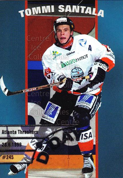 2003-04 Finnish Cardset D-Day #13 Tomi Santala<br/>4 In Stock - $3.00 each - <a href=https://centericecollectibles.foxycart.com/cart?name=2003-04%20Finnish%20Cardset%20D-Day%20%2313%20Tomi%20Santala...&quantity_max=4&price=$3.00&code=604711 class=foxycart> Buy it now! </a>