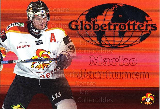 2003-04 Finnish Cardset Globetrotters #4 Marko Jantunen<br/>3 In Stock - $3.00 each - <a href=https://centericecollectibles.foxycart.com/cart?name=2003-04%20Finnish%20Cardset%20Globetrotters%20%234%20Marko%20Jantunen...&price=$3.00&code=604715 class=foxycart> Buy it now! </a>