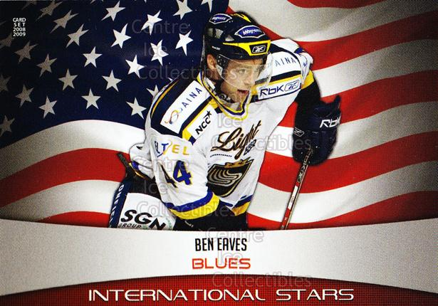 2008-09 Finnish Cardset International Stars Silver #11 Ben Eaves<br/>1 In Stock - $5.00 each - <a href=https://centericecollectibles.foxycart.com/cart?name=2008-09%20Finnish%20Cardset%20International%20Stars%20Silver%20%2311%20Ben%20Eaves...&quantity_max=1&price=$5.00&code=604964 class=foxycart> Buy it now! </a>