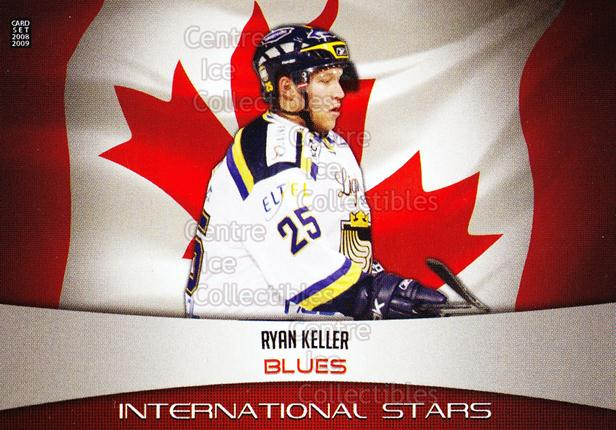 2008-09 Finnish Cardset International Stars Silver #16 Ryan Keller<br/>1 In Stock - $5.00 each - <a href=https://centericecollectibles.foxycart.com/cart?name=2008-09%20Finnish%20Cardset%20International%20Stars%20Silver%20%2316%20Ryan%20Keller...&quantity_max=1&price=$5.00&code=604969 class=foxycart> Buy it now! </a>
