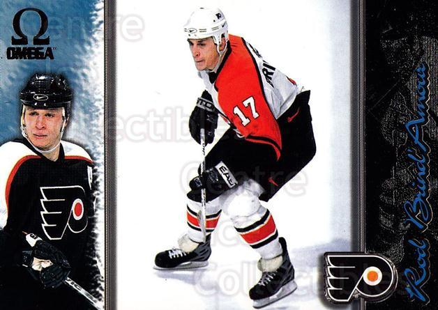 1997-98 Omega Dark Grey #160 Rod Brind'Amour<br/>3 In Stock - $2.00 each - <a href=https://centericecollectibles.foxycart.com/cart?name=1997-98%20Omega%20Dark%20Grey%20%23160%20Rod%20Brind'Amour...&quantity_max=3&price=$2.00&code=60520 class=foxycart> Buy it now! </a>