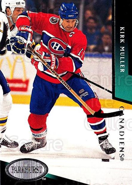 1993-94 Parkhurst #378 Kirk Muller<br/>4 In Stock - $1.00 each - <a href=https://centericecollectibles.foxycart.com/cart?name=1993-94%20Parkhurst%20%23378%20Kirk%20Muller...&quantity_max=4&price=$1.00&code=6056 class=foxycart> Buy it now! </a>