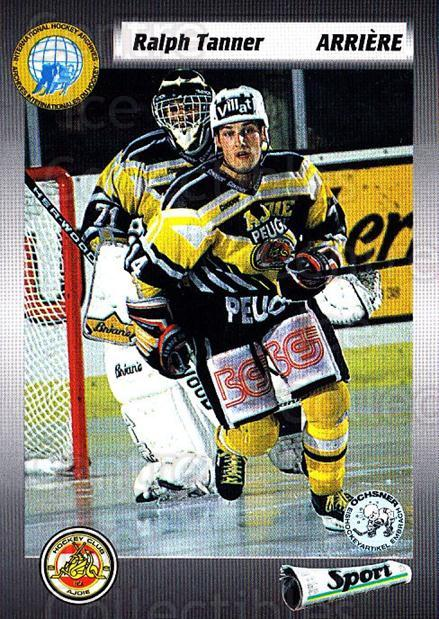 1993-94 Swiss HNL #272 Ralph Tanner<br/>4 In Stock - $2.00 each - <a href=https://centericecollectibles.foxycart.com/cart?name=1993-94%20Swiss%20HNL%20%23272%20Ralph%20Tanner...&quantity_max=4&price=$2.00&code=605866 class=foxycart> Buy it now! </a>
