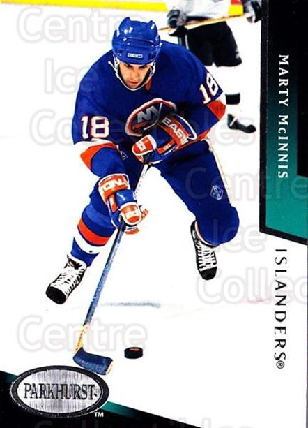 1993-94 Parkhurst #390 Marty McInnis<br/>6 In Stock - $1.00 each - <a href=https://centericecollectibles.foxycart.com/cart?name=1993-94%20Parkhurst%20%23390%20Marty%20McInnis...&quantity_max=6&price=$1.00&code=6069 class=foxycart> Buy it now! </a>
