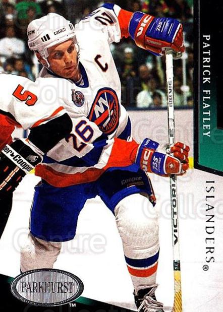 1993-94 Parkhurst #391 Pat Flatley<br/>6 In Stock - $1.00 each - <a href=https://centericecollectibles.foxycart.com/cart?name=1993-94%20Parkhurst%20%23391%20Pat%20Flatley...&quantity_max=6&price=$1.00&code=6070 class=foxycart> Buy it now! </a>